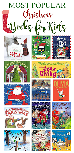favorite christmas stories, popular christmas story books, best christmas book, children books