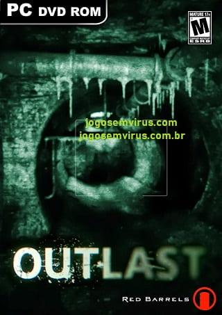 Baixar Outlast PC Game Torrent, ISO Pt-Br, Grátis. Multi 6
