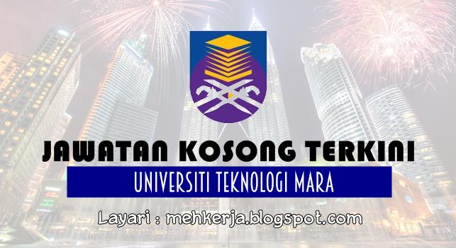 Jawatan Kosong Terkini 2016 di Universiti Teknologi MARA