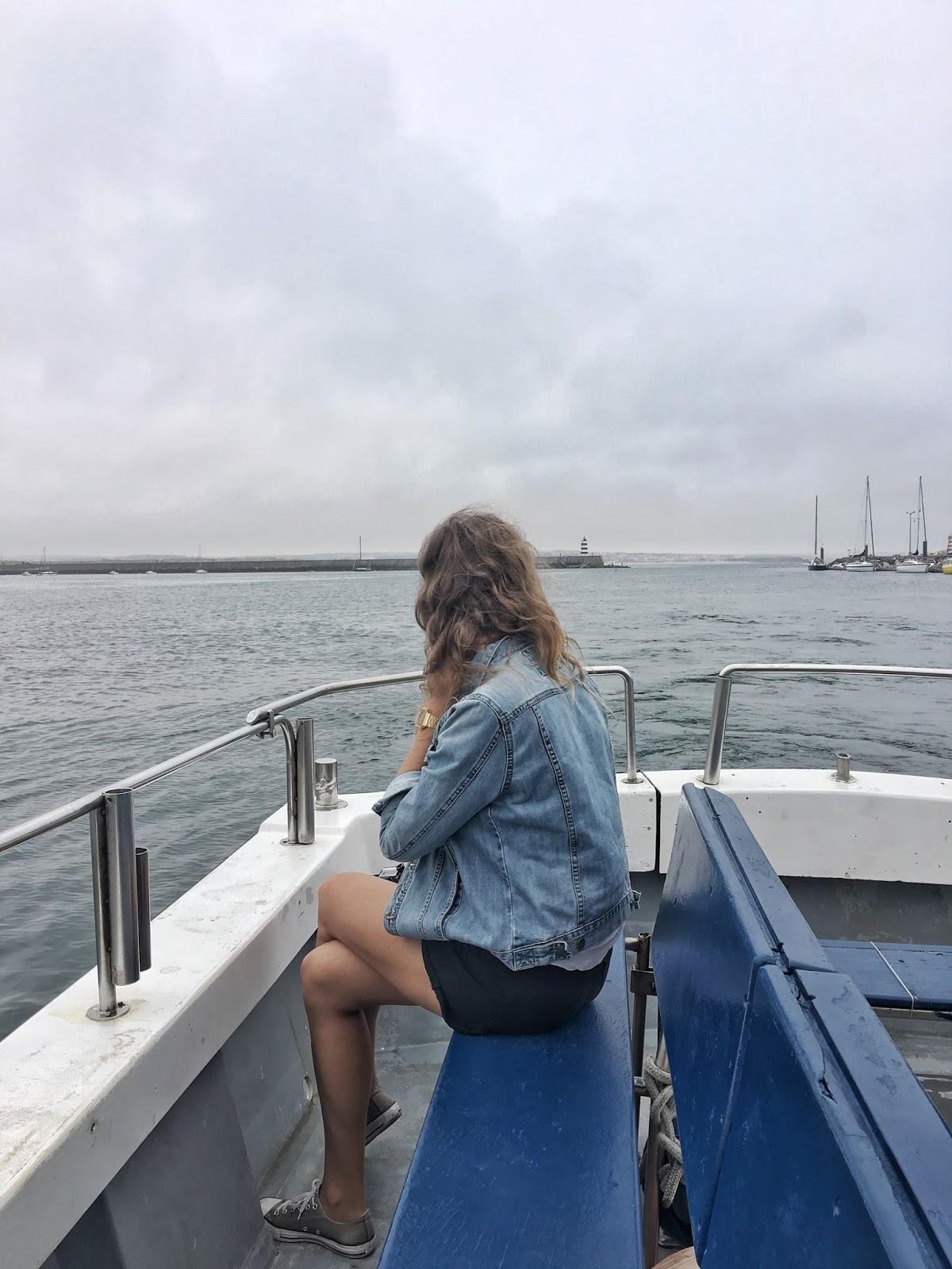 Berlengas, Portugal, ejnets, travelblog