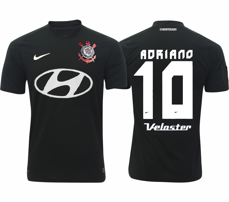 Possível camisa do Corinthians para a temporada 2012!  b532a18071d4c