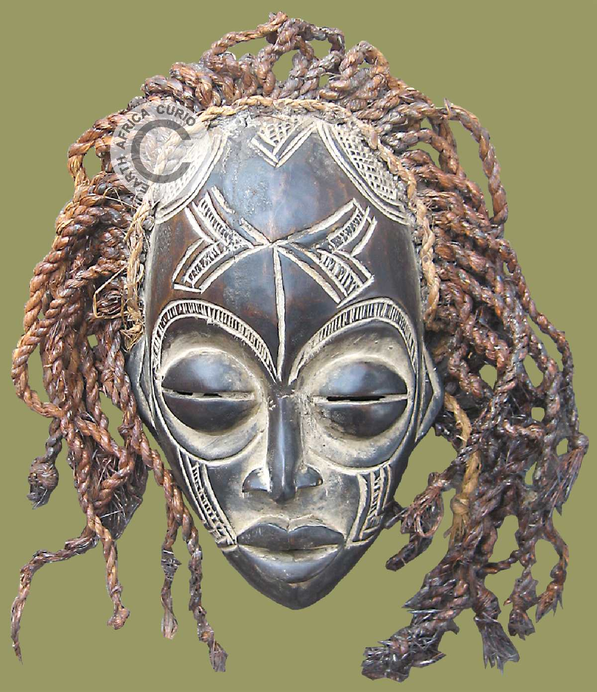 African Mask 48