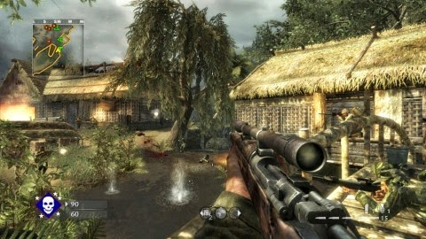 www.juegosparaplaystation.com Call of Duty: World at War Final Fronts Ps2 Iso Ntsc