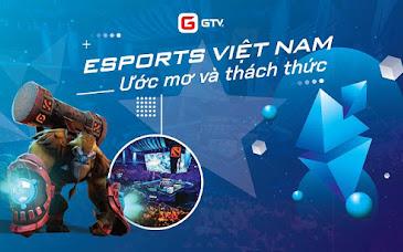 Theo dõi Talkshow: Esports Việt Nam - Vươn tầm và Thách thức