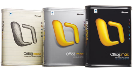 office 2004 for mac update