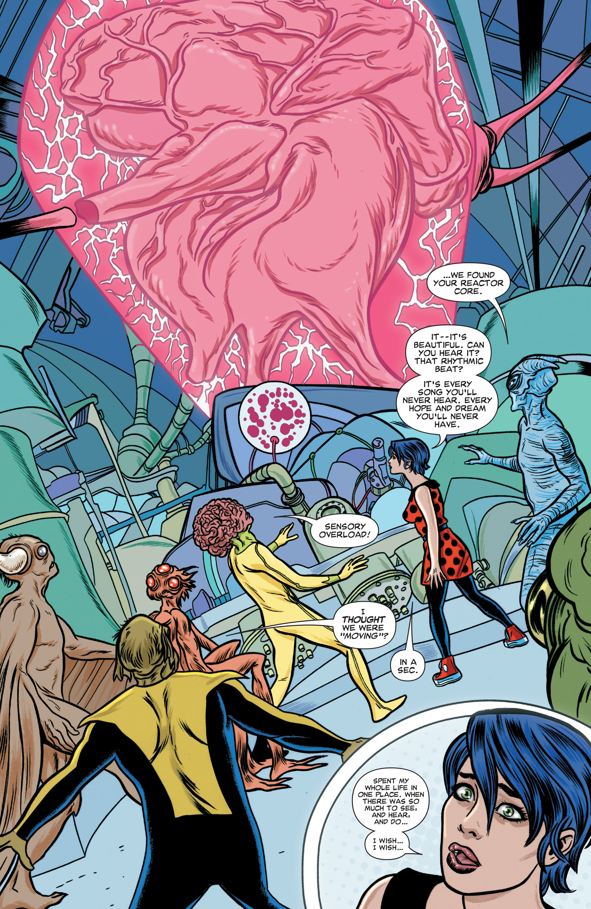 Read online Silver Surfer (2014) comic -  Issue #2 - 13