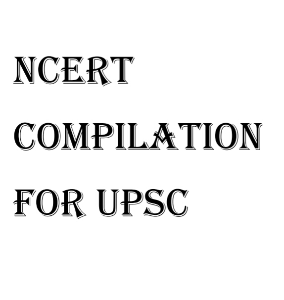 ALL SUBJECT NCERT GIST BOOK