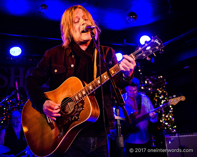 Stephen Stanley at The Horseshoe Tavern 70th Anniversary Party at The Legendary Horseshoe Tavern on December 5, 2017 Photo by John at One In Ten Words oneintenwords.com toronto indie alternative live music blog concert photography pictures photos