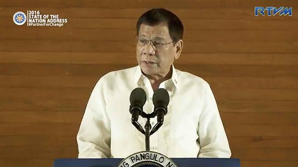 Duterte sona promises