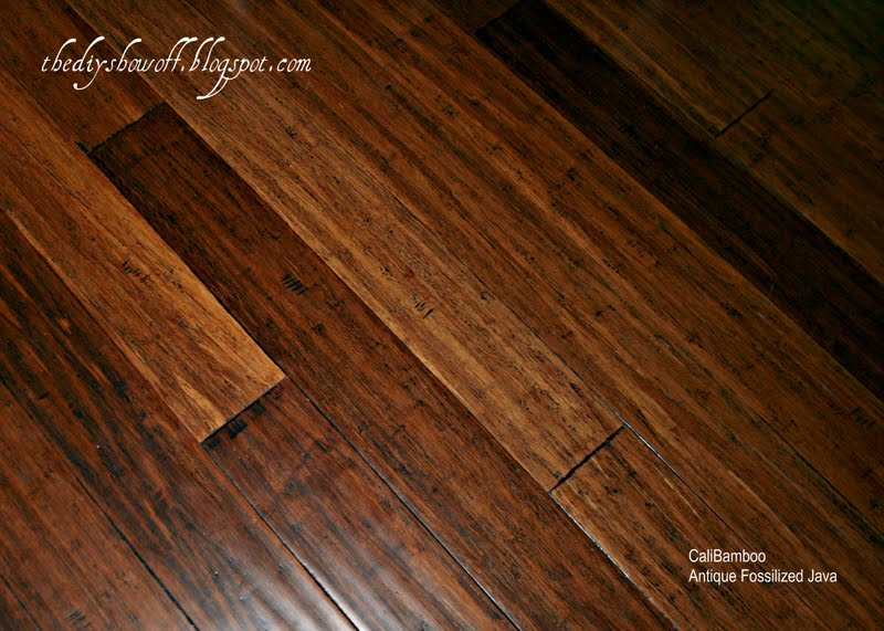 Bamboo Floors And Diy Project Parade Diy Show Off