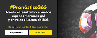 bet365 Porra twitter Sevilla vs Real Madrid Liga 15 enero