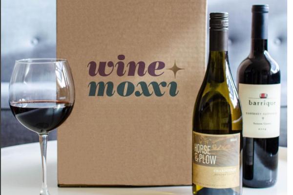 wine + moxxi box