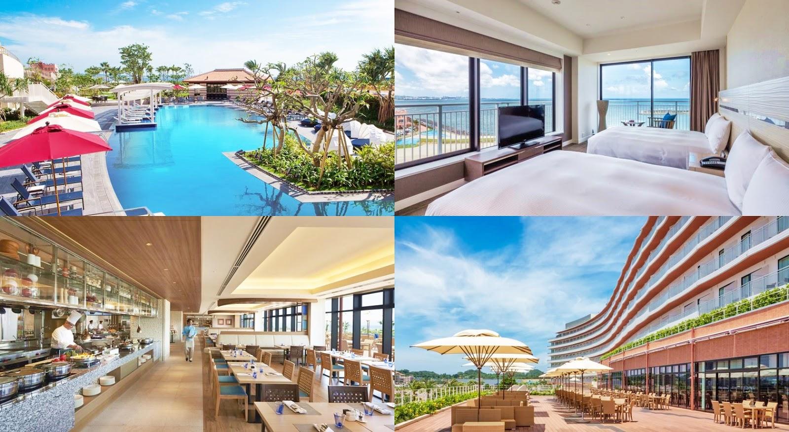 沖繩-住宿-推薦-飯店-旅館-民宿-公寓-沖繩北谷希爾頓度假村-Hilton-Okinawa-Chatan-Resort-Okinawa-hotel-recommendation