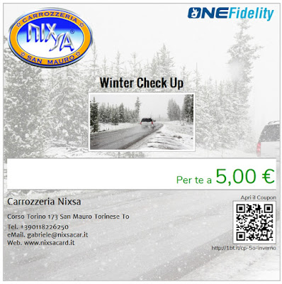 Winter Check-up Nixsa