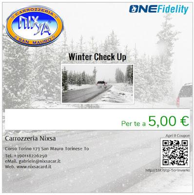 Winter Check-up Nixsa