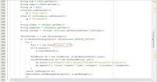 koding tombol tambah