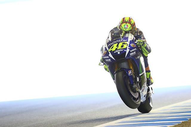 berita Motogp : Rossi : Yamaha Kuat di Asia