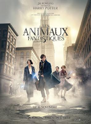 Au cinéma : Les animaux fantastiques