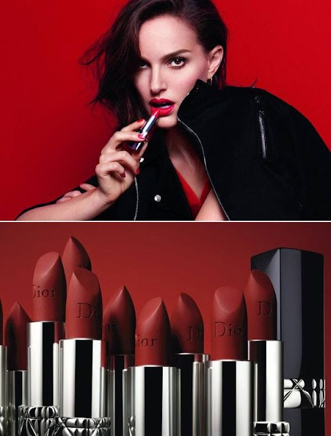 Dior Rouge Dior Update and Dior Extreme Matte Lipstick Fall 2016
