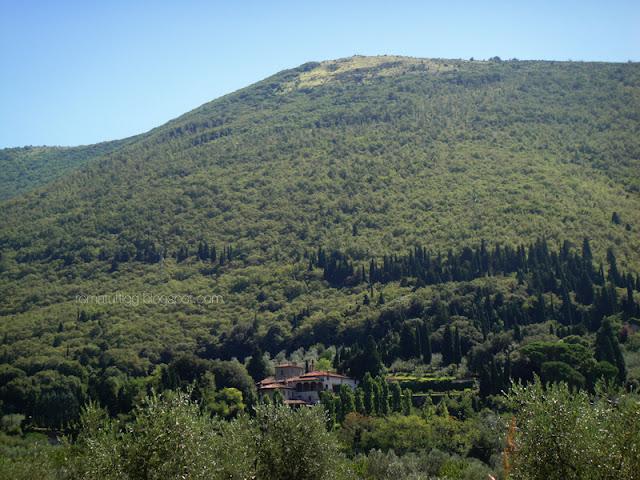 Villa Rucellai in Tuscany