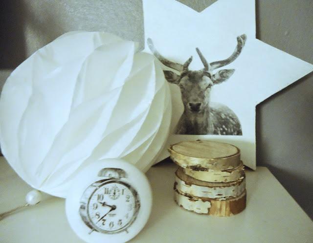 dekoracje  świąteczne, papierowa kula