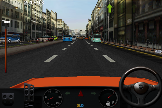 Game Dr Driving Mod Apk