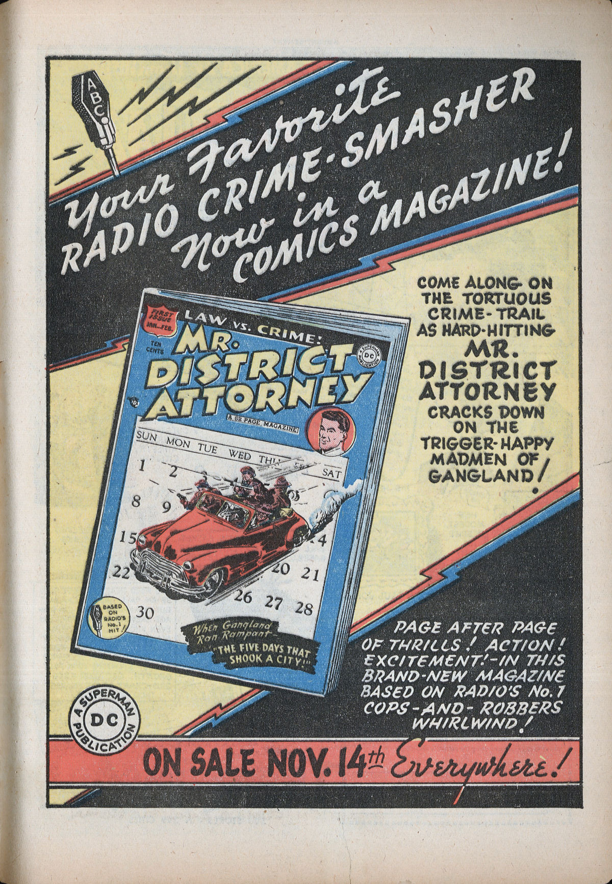 Read online World's Finest Comics comic -  Issue #32 - 73