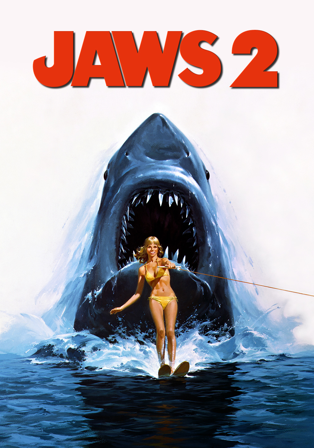 Jaws 2 (1978) ταινιες online seires oipeirates greek subs