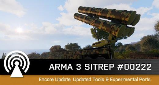 Arma3 SITREP #00222