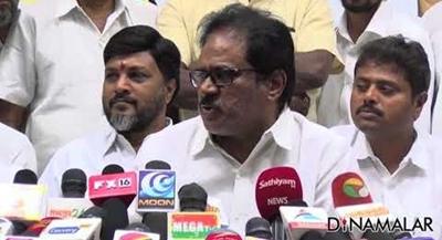 Edappadi Palanaisamy tried buy our 8 MLAs : Congress