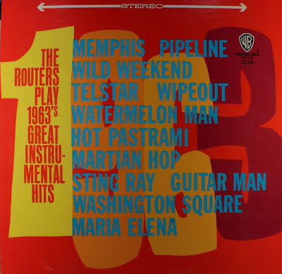 The Routers - Play 1963 Great Instrumental Hits
