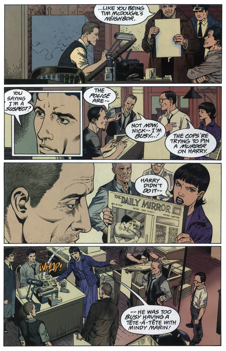 Read online American Century comic -  Issue #27 - 17
