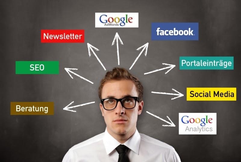 Sorgen Sie für ein effizientes Internetmarketing!