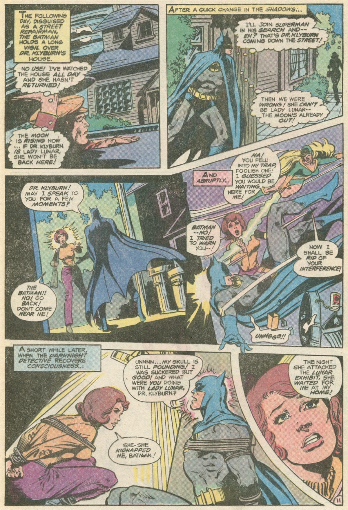 Read online World's Finest Comics comic -  Issue #266 - 13
