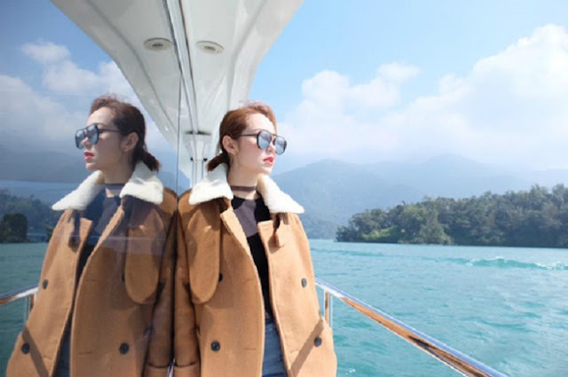 Sao Việt đã đi đâu trong chuyến du lịch Đài Loan 3