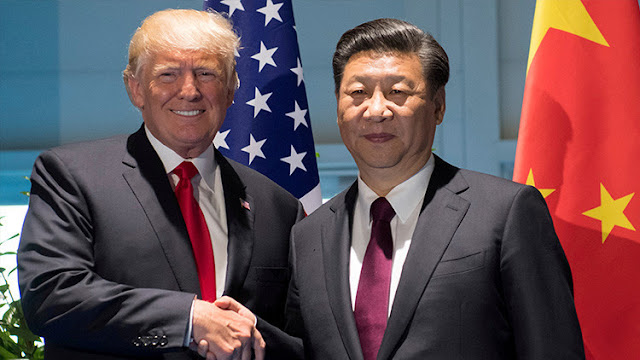 ¿Al borde de una guerra comercial?: Trump planea lanzar una investigación contra China