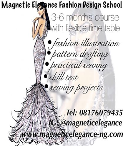 MAGNETIC ELEGANCE FASHION DESIGN SCHOOL