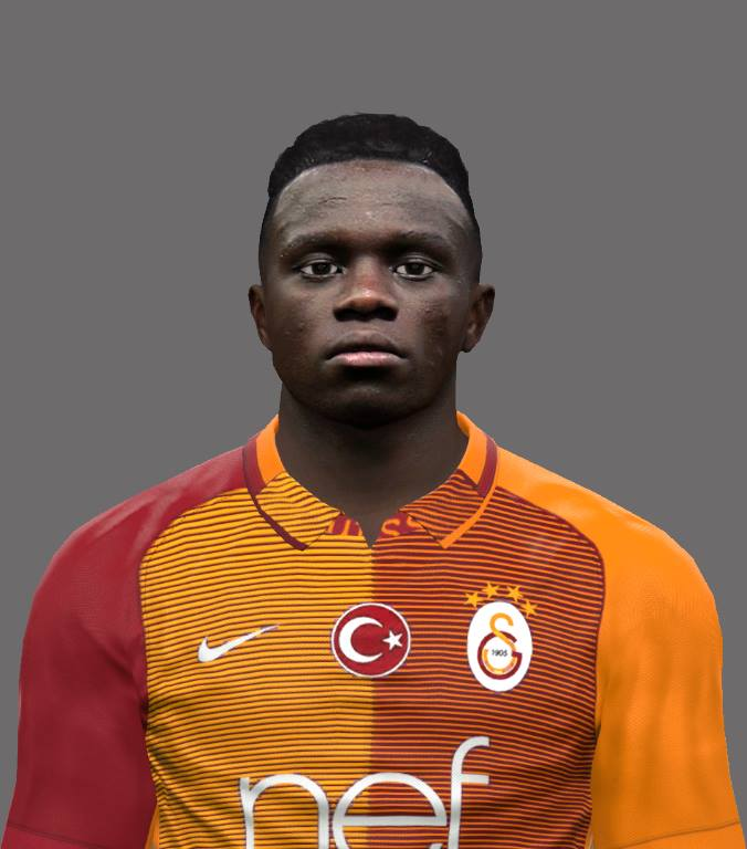PES 2017 Armindo Bruma (Galatasaray) Face by EmreT and EmreKaya