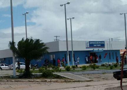Resultado de imagem para sede prefeitura de lagoa salgada rn