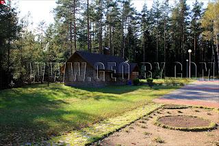 Музей в Оземблово (Дзержиново). Погреб