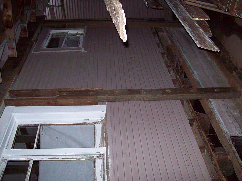 Swett Lodge Cited Bout Rot