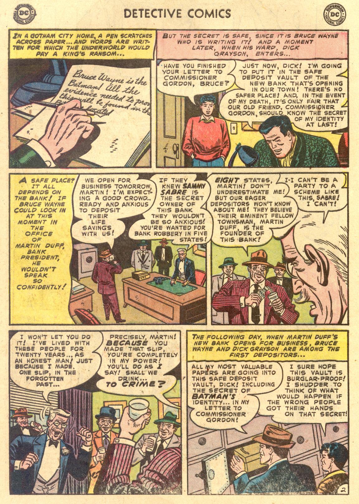 Read online Detective Comics (1937) comic -  Issue #194 - 4