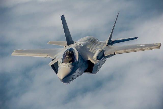 F35 PROGRAM MAKES SOLID PROGRESS