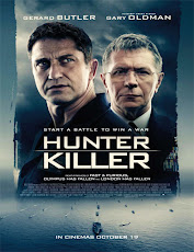 pelicula Misión Submarino (Hunter Killer) (2018)