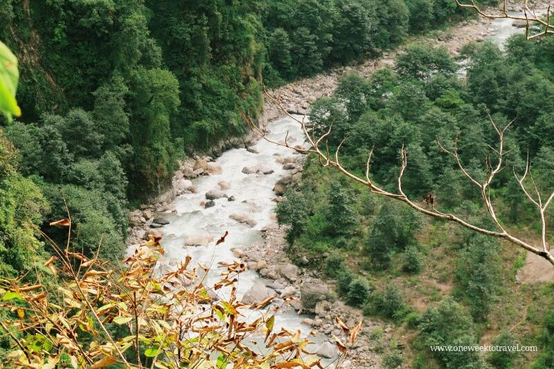Day 6 of the Annapurna Sanctuary Trek