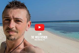 Inselwechsel auf den Malediven, Arkadijs Weltreise, WELTREISE.TV