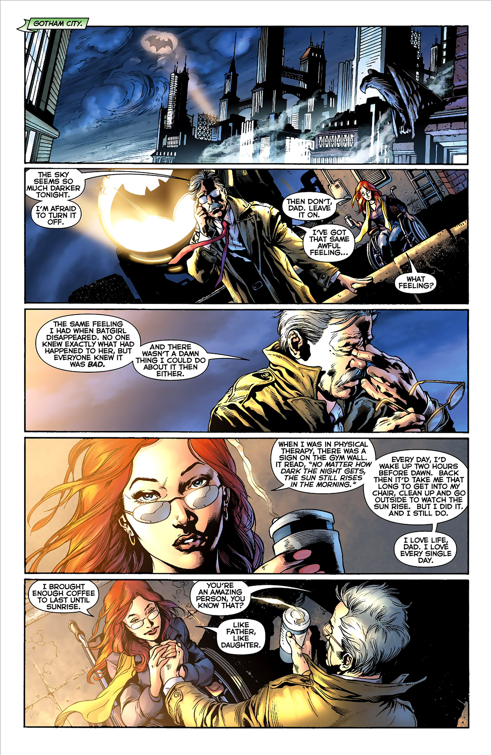 Blackest Night Tales of the Corps #1 Spoilers - BatmanYTB