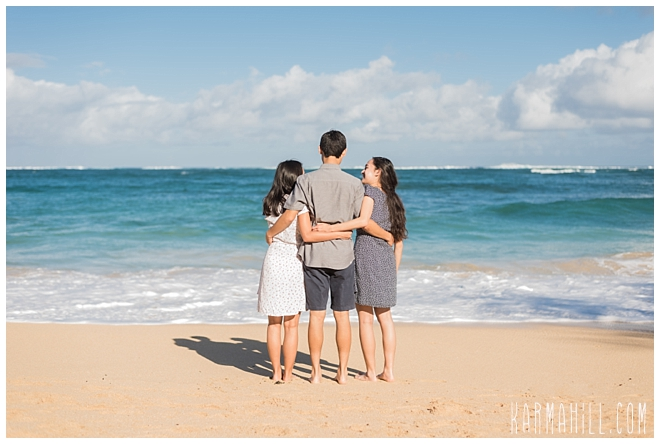 Maui Family Beach Portraits