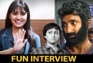 Anniyar 'Wig' was better than Prakash 'Beard' | Actress Vani Bhojan Interview