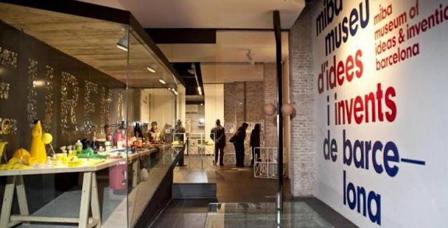 Museu d'Idees i d'Invents em Barcelona